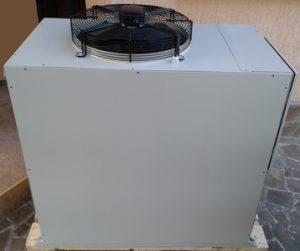 Термопомпа въздух вода 2
